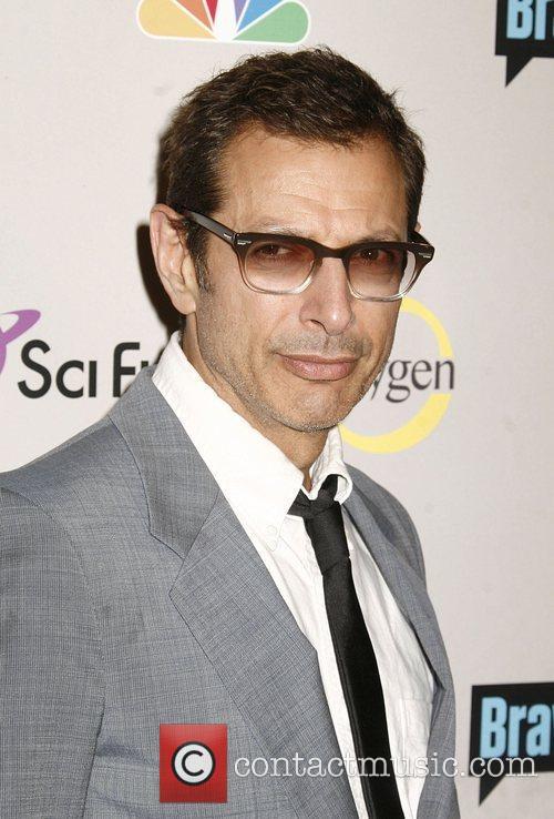 Jeff Goldblum  NBC Universal 2008 Press Tour...