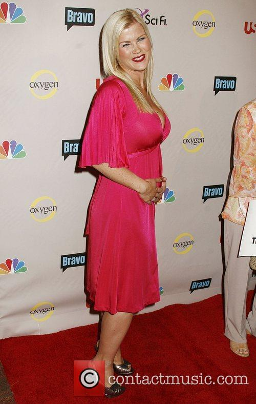 Alison Sweeney  NBC Universal 2008 Press Tour...
