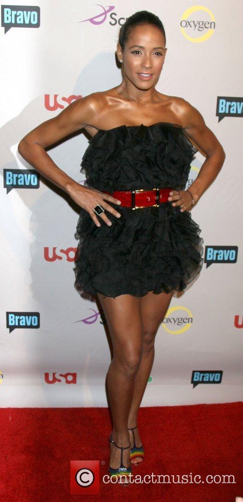 Dania Ramirez  NBC Universal 2008 Press Tour...
