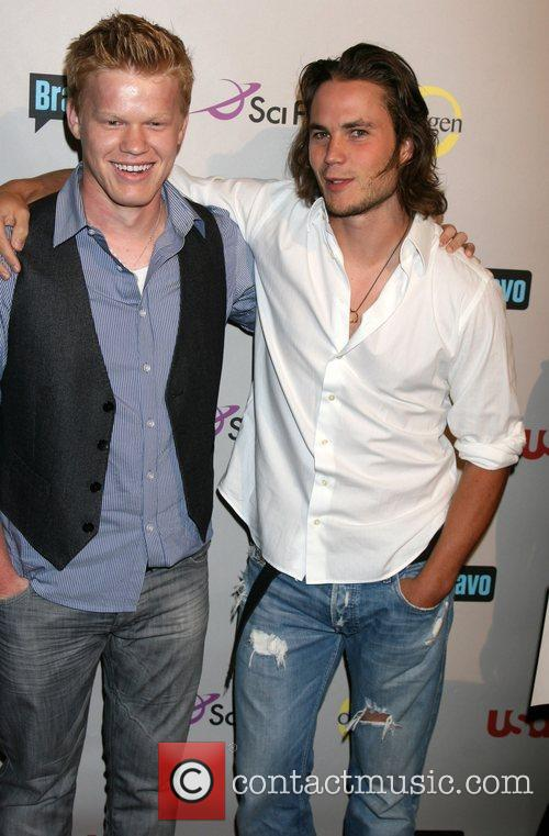 Jesse Plemons and Taylor Kitsch