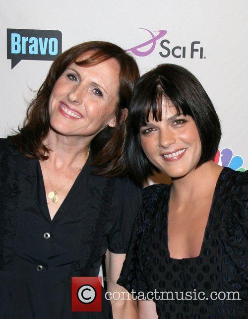 Molly Shannon and Selma Blair   NBC...