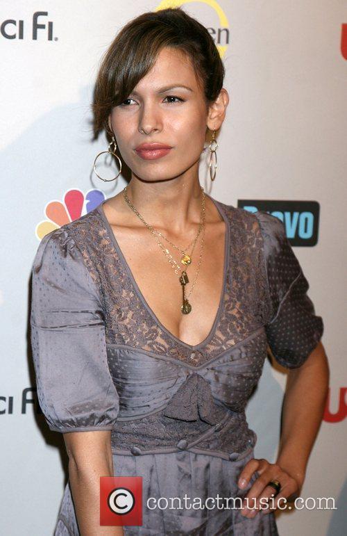 Nadine Velazquez  NBC Universal 2008 Press Tour...