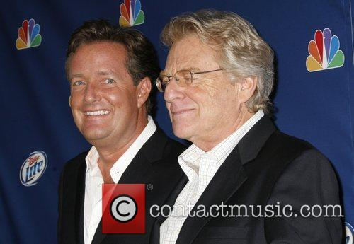 Piers Morgan and Jerry Springer
