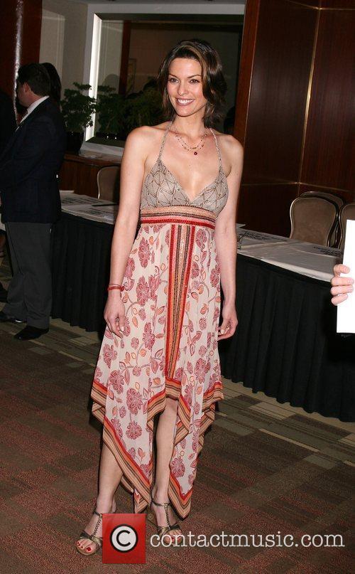 Alana De La Garza NBC TCA Party at...