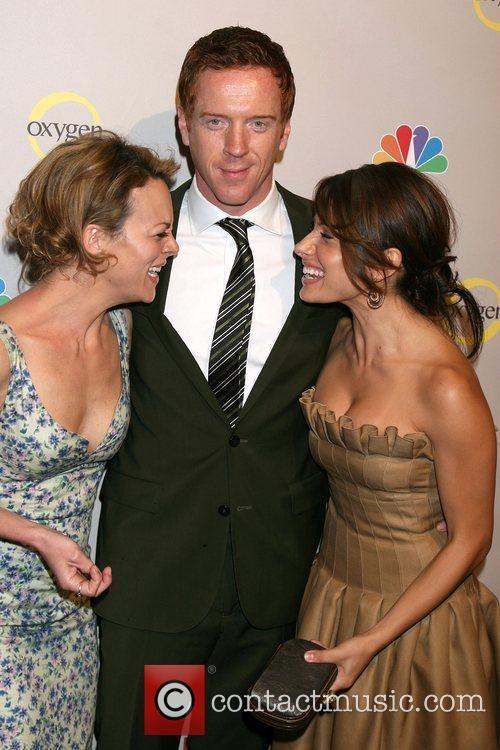 Damian Lewis, Helen McCrory and Sarah Shahi NBC...