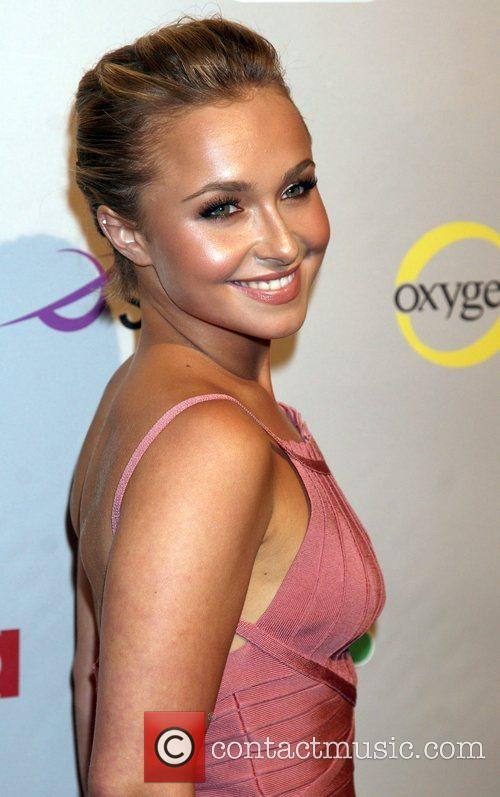 Hayden Panettiere NBC TCA Party at the Beverly...