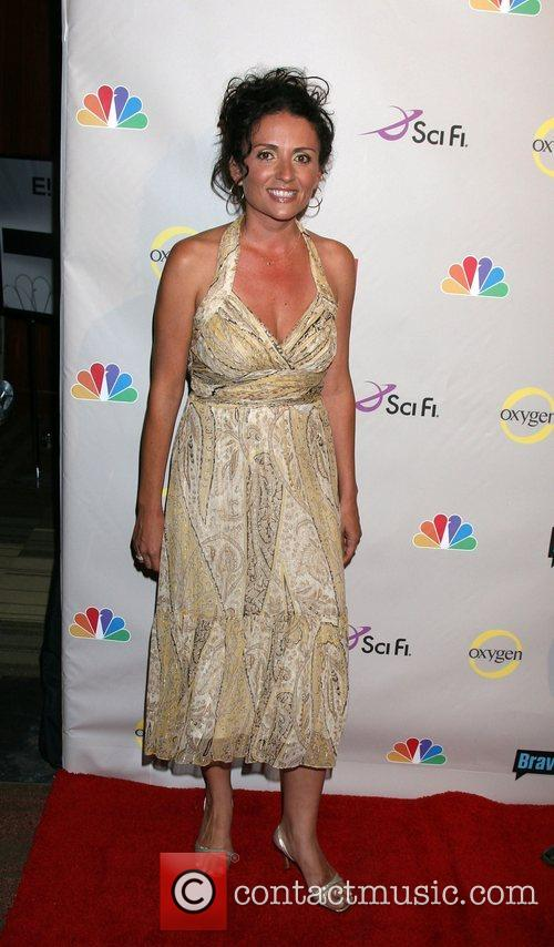 Jenni Pulos NBC TCA Party at the Beverly...