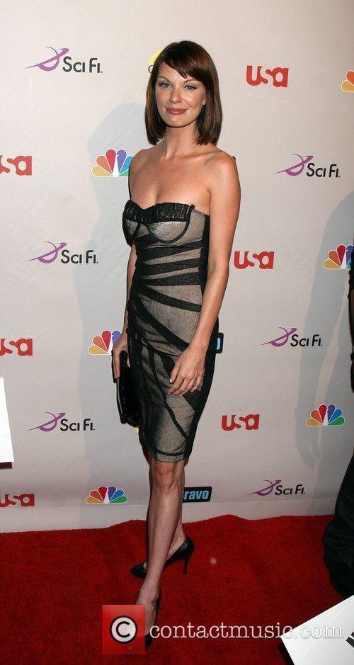 Nicole Hiltz  NBC TCA Party at the...