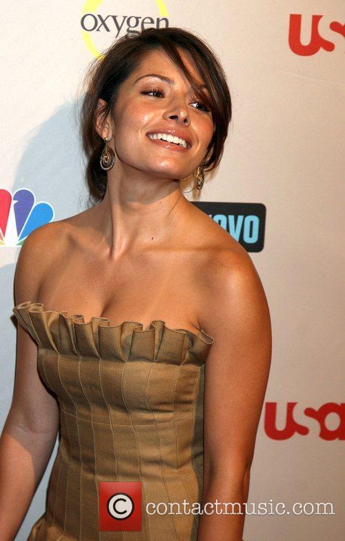 Sarah Shahi  NBC TCA Party at the...