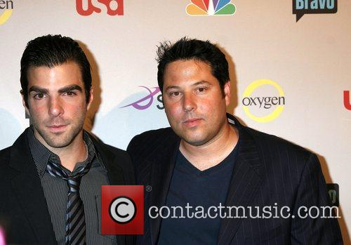 NBC TCA Party at the Beverly Hilton Hotel...
