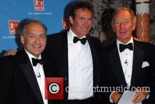 Alastair Stewart, Dr. Hilary Jones and Michael Buerk...
