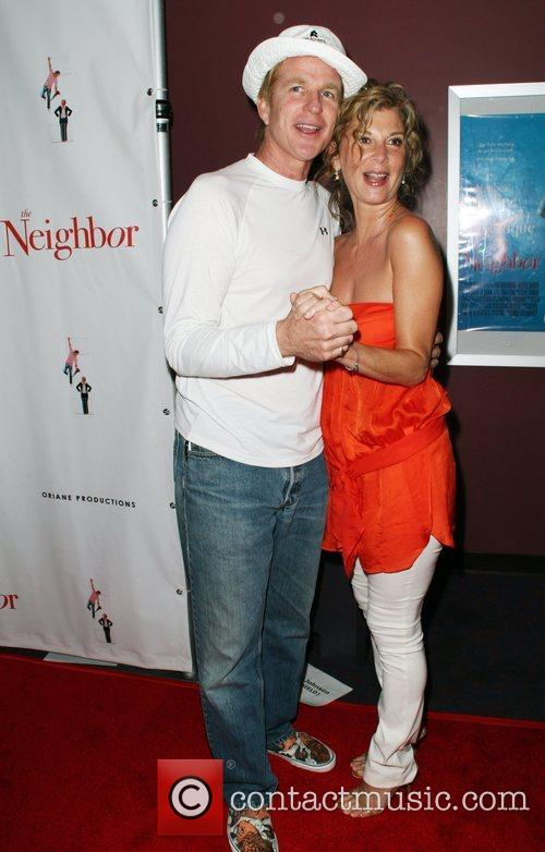 Matthew Modine and Michele Laroque The Premiere of...