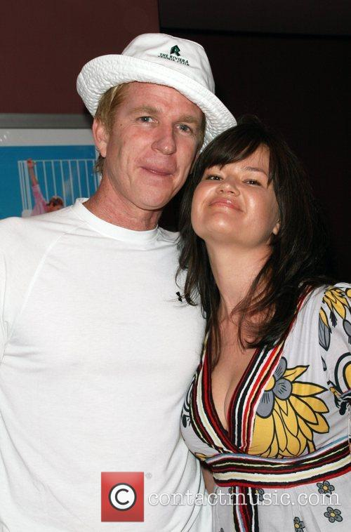 Matthew Modine and Emberly Modine The Premiere of...