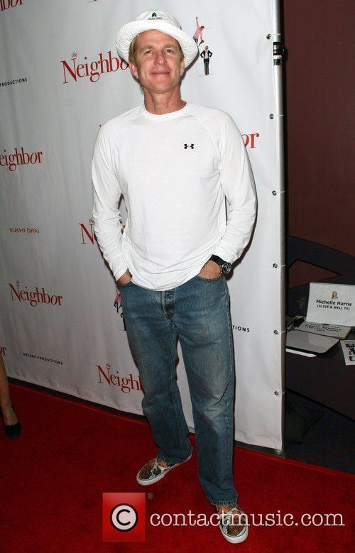 Matthew Modine The Premiere of 'The Neighbor' held...