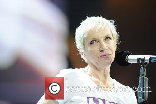 Annie Lennox and Nelson Mandela 10