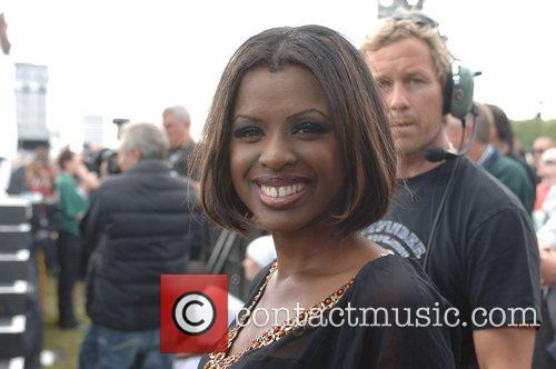 June Sarpong and Nelson Mandela 1