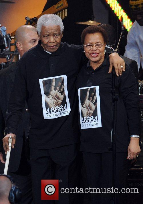 Nelson Mandela, Graca Machel Mandela