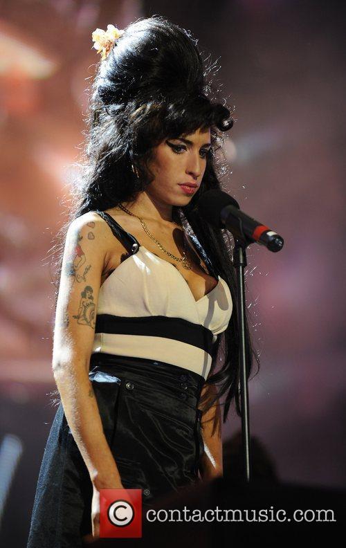 Amy Winehouse and Nelson Mandela 2