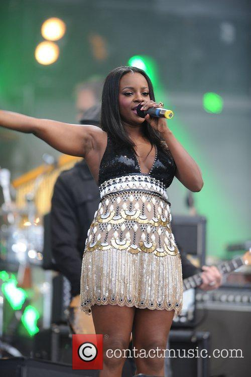 Keisha Buchanan and Nelson Mandela 5