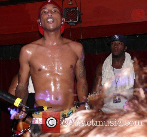 Pharrell Williams 30