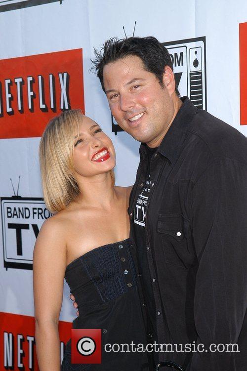 Hayden Panettiere and Greg Grunberg 'Netflix Live!' presents...