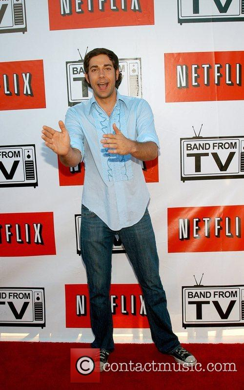 Zach Levi 'Netflix Live!' presents Band From TV...