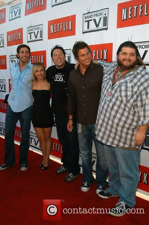 Zach Levi, Bob Guiney, Greg Grunberg, Hayden Panettiere...