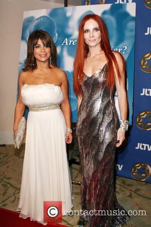 Paula Abdul and Phoebe Price Spring Gala Dinner...