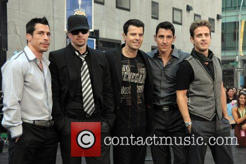New Kids On The Block and Donnie Wahlberg 3