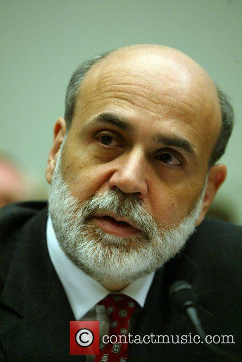 Federal Reserve Board Chairman Ben Bernanke testified in...
