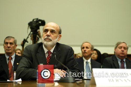 Federal Reserve Board Chairman Ben Bernanke testified in...