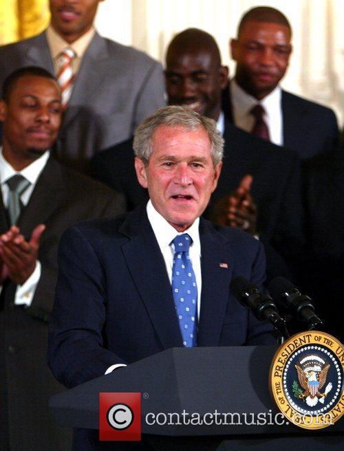 George W Bush 8
