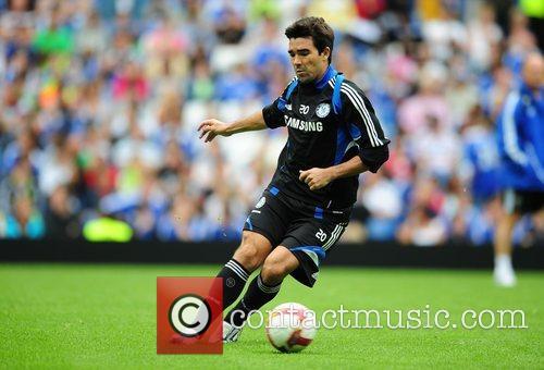Chelsea open training session at Stamford Bridge