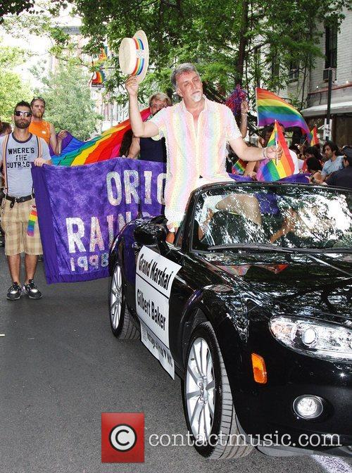 Gilbert Baker 39th Annual Gay Pride Day March...