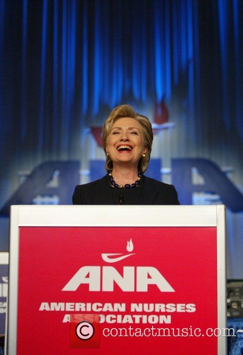 Addressed the ANA, American Nurses Association, biennial House...