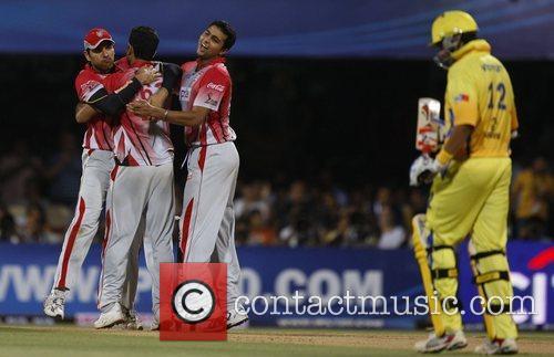 2nd semi final IPLT20 match between Chennai Super...