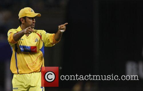 MS Dhon captain of Chennai Super Kings 2nd...