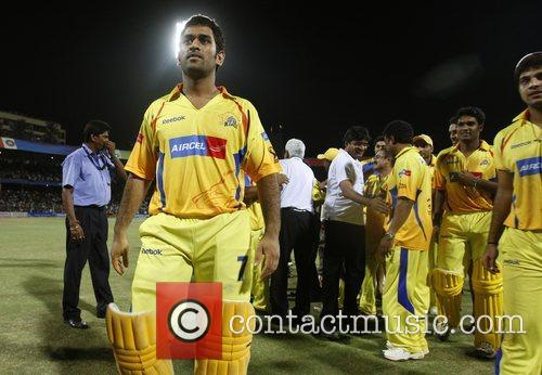 MS Dhoni captain of Chennai Super Kings after...