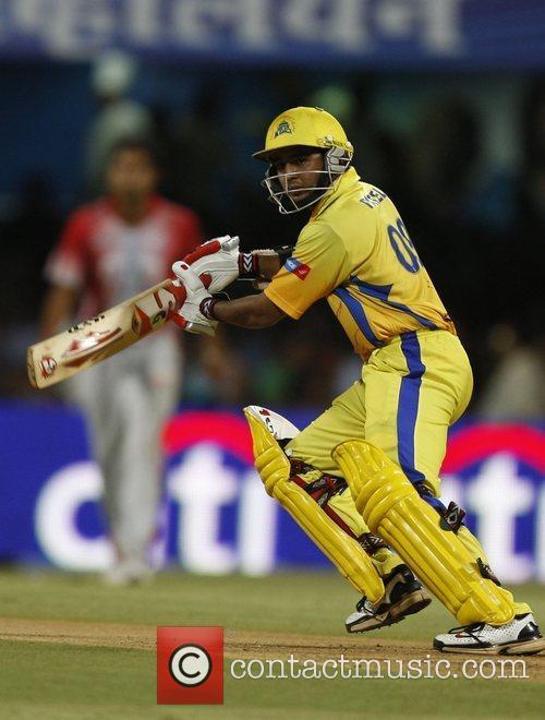 Parthiv Patel player of Chennai Super Kings' 2nd...