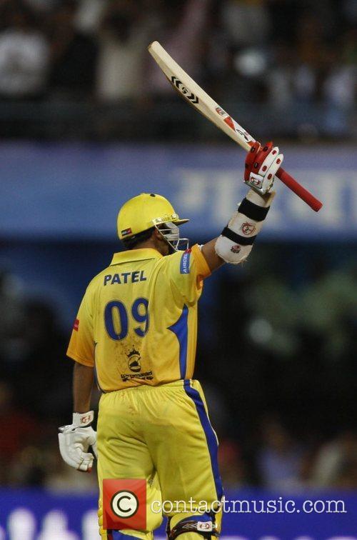 Parthiv Patel player of Chennai Super Kings'...