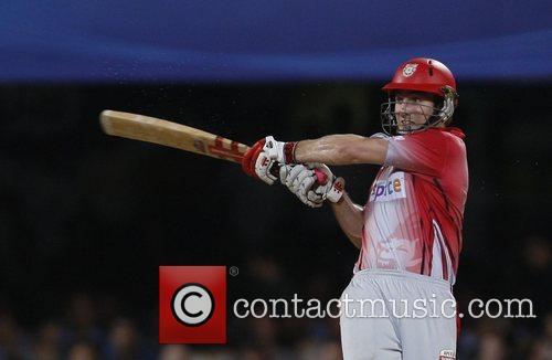 Shaun Marsh player of Kings XI Punjab...