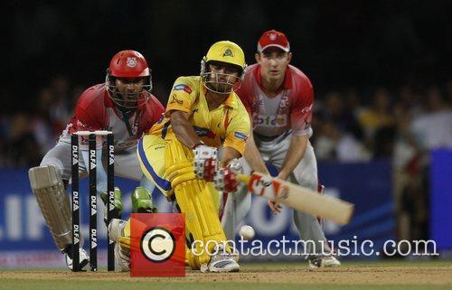 Suresh Raina player of Chennai Super Kings' 2nd...
