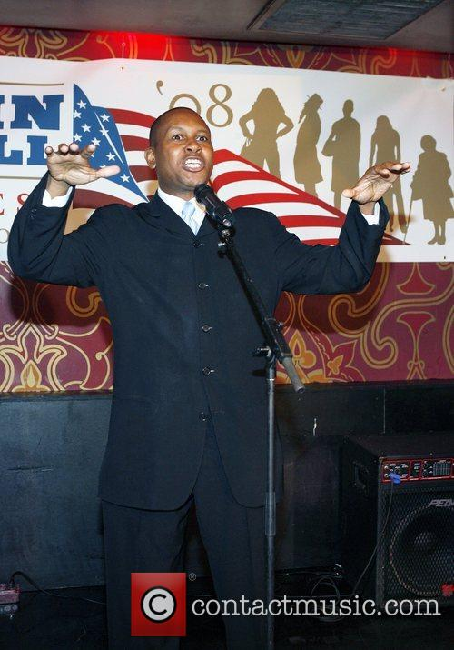 Congressional Candidate Kevin Powell 2