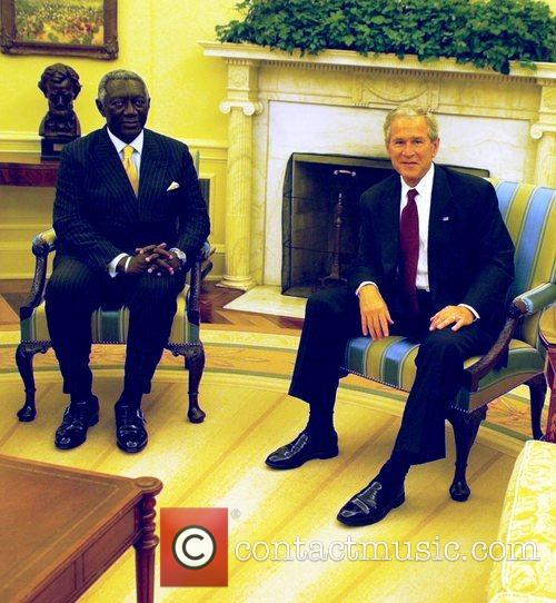 Meet at the Oval Office in the White...