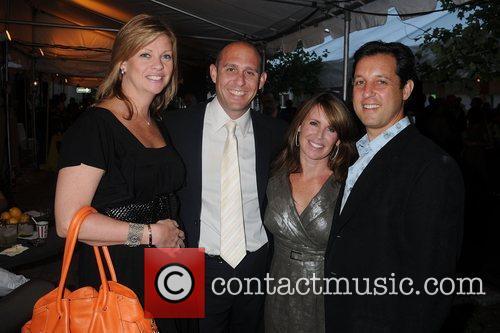 Donna Coglan, Charlie Pasquale, Adam Spivak and wife...