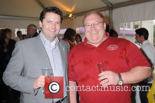 Mike Perry, Tom Kehoe 3rd Annual Great Chefs...
