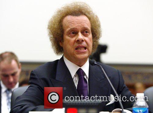 Richard Simmons testifies before the House Education and...