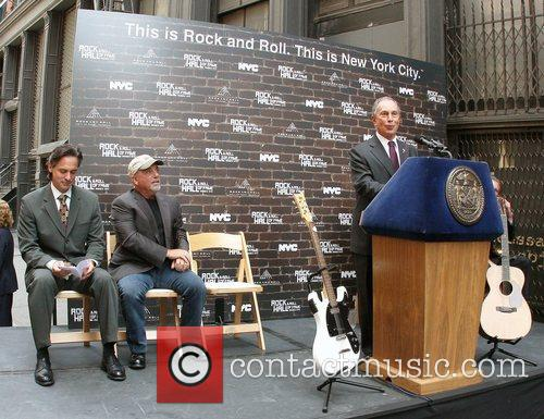 Joel Peresman, Billy Joel and Rock And Roll Hall Of Fame 3