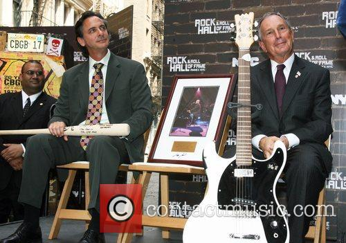 Joel Peresman and Rock And Roll Hall Of Fame 4