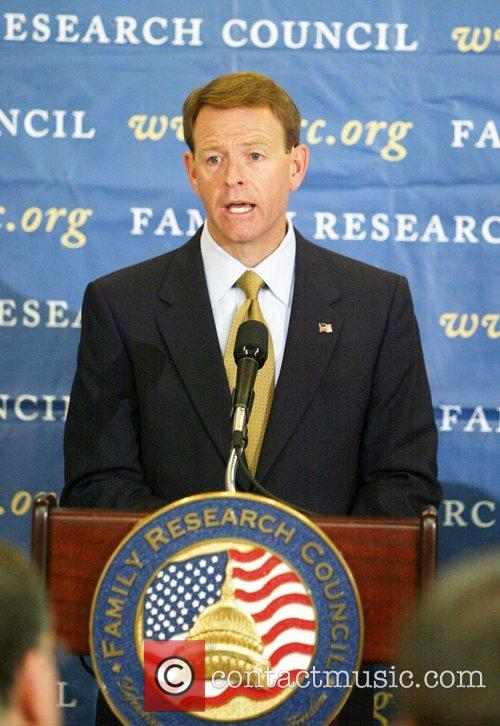 Tony Perkins Family Research Council hosted a panel...